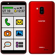 Aligator S6000 SENIOR červený - Mobilný telefón
