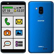 Aligator S6000 SENIOR modrý - Mobilný telefón