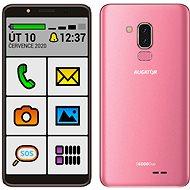 Aligator S6000 SENIOR ružový - Mobilný telefón