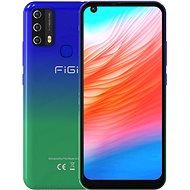 Aligator FiGi Note 3 modrý - Mobilný telefón