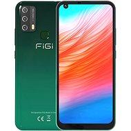 Aligator FiGi Note 3 zelený - Mobilný telefón