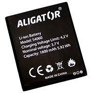 Akumulátor pre Aligator S4060 DUO, Li-Ion, bulk - Batéria do mobilu