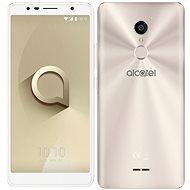 Alcatel 3C Metallic Gold - Mobilný telefón