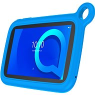 Alcatel 1T 7 2019 KIDS 1/16 Blue bumper case - Tablet