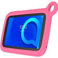 Alcatel 1T 7 2019 KIDS 1/16 Pink bumper case