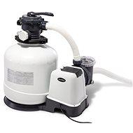 Intex Pískové čerpadlo 3,200 gal/hr - Piesková filtrácia