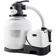 Intex Krystal clear pískový filtr s čerpadlem a solinátorem 220-24 - Piesková filtrácia