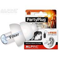 ALPINE PartyPlug White - Štuple do uší