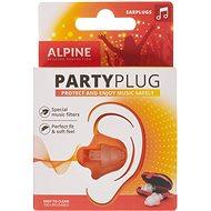 ALPINE PartyPlug Transparent - Earplugs