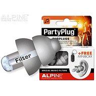 ALPINE PartyPlug Silver Gray - Earplugs