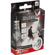 Alpine MusicSafe Pro Transparent - Štuple do uší