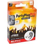 Alpine PartyPlug Pro Natural - Štuple do uší