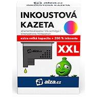 Alza HP 22 XL farebný - Alternatívny atrament