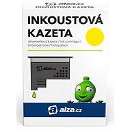 Alza HP CZ112AE č. 655 žltý - Alternatívny atrament