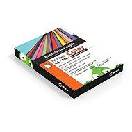 Alza Color A4 oranžový sýty - Kancelársky papier