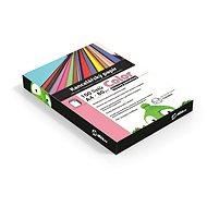 Alza Color A4 ružový pastelový - Kancelársky papier
