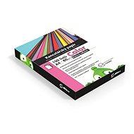 Alza Color A4 ružový reflexný - Kancelársky papier
