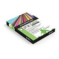 Alza Color A4 zelený reflexný - Kancelársky papier