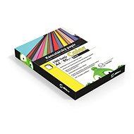 Alza Color A4 žltý - Kancelársky papier