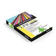 Alza Color A4 žltý citrónový - Kancelársky papier