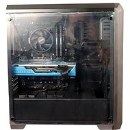 Alza individuál RX 590 SAPPHIRE - Herný PC