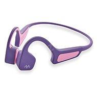 AMA BonELF X fialové - Bezdrôtové slúchadlá