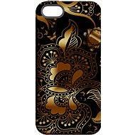 """MojePouzdro """"Zlato-čierna"""" + ochranné sklo pre iPhone 6 / 6S - Ochranný kryt by Alza"""