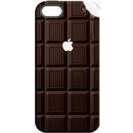 """MojePouzdro """"Čokoláda"""" + ochranné sklo pre iPhone 6 / 6S - Ochranný kryt by Alza"""