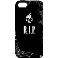 """MojePouzdro """"RIP"""" + ochranné sklo pre iPhone 6 / 6S - Ochranný kryt by Alza"""