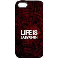 """MojePouzdro """"Život je labyrint"""" + ochranné sklo pre iPhone 7 - Ochranný kryt by Alza"""
