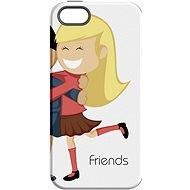 """MojePouzdro """"Najlepší priateľ 2"""" + ochranné sklo pre iPhone 7 - Ochranný kryt"""