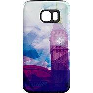 """MojePouzdro """"Big Ben"""" + ochranné sklo pre Samsung Galaxy S6 - Ochranný kryt by Alza"""