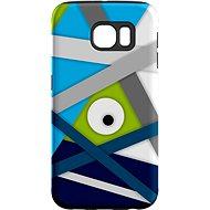 """MojePouzdro """"Alza ťa vidí"""" + ochranné sklo pre Samsung Galaxy S6 - Ochranný kryt by Alza"""