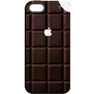 """MojePuzdro """"Čokoláda"""" + ochranné sklo na iPhone 5s/SE - Ochranný kryt by Alza"""