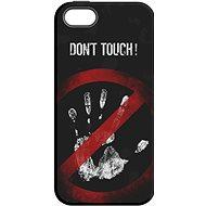 """MojePuzdro """"Nesiahať!"""" + ochranné sklo na iPhone 5s/SE - Ochranný kryt by Alza"""