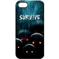 """MojePuzdro """"Zombie"""" + ochranné sklo na iPhone 5s/SE - Ochranný kryt by Alza"""