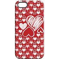 """MojePuzdro """"Láska"""" + ochranné sklo na iPhone 5s/SE - Ochranný kryt by Alza"""