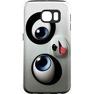 """MojePuzdro """"Vygúľaný"""" + ochranná fólia na Samsung Galaxy S6 Edge - Ochranný kryt by Alza"""