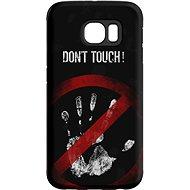 """MojePuzdro """"Nesiahať!"""" + ochranná fólia na Samsung Galaxy S6 Edge - Ochranný kryt by Alza"""