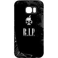 """MojePuzdro """"R.I.P."""" + ochranná fólia na Samsung Galaxy S6 Edge - Ochranný kryt by Alza"""