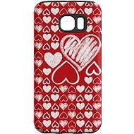 """MojePuzdro """"Láska"""" + ochranná fólia na Samsung Galaxy S6 Edge - Ochranný kryt by Alza"""