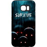 """MojePuzdro """"Zombie"""" + ochranná fólia na Samsung Galaxy S7 Edge - Ochranný kryt by Alza"""