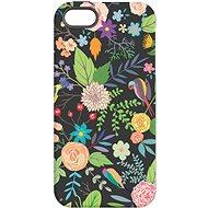 """MojePuzdro """"Nočná záhrada"""" + ochranné sklo na iPhone 5s/SE - Ochranný kryt by Alza"""