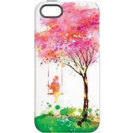 """MojePuzdro """"Strom šťastia"""" + ochranné sklo na iPhone 5s/SE - Ochranný kryt by Alza"""