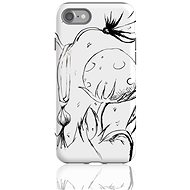 """Ochranný kryt MojePouzdro """"Jak život roste"""" + ochranné sklo pro iPhone 7 - Ochranný kryt"""