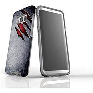 """MojePuzdro """"Levie pazúry"""" + ochranné sklo pre Samsung Galaxy S8 - Ochranný kryt by Alza"""