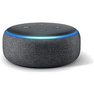 Amazon Echo Dot 3. generácie Charcoal - Hlasový asistent