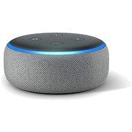 Amazon Echo Dot 3. generácie Heather Gray - Hlasový asistent