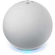 Amazon Echo 4. generácie Glacier White - Hlasový asistent