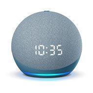 Amazon Echo Dot 4.generácia Twilight Blue s hodinami - Hlasový asistent